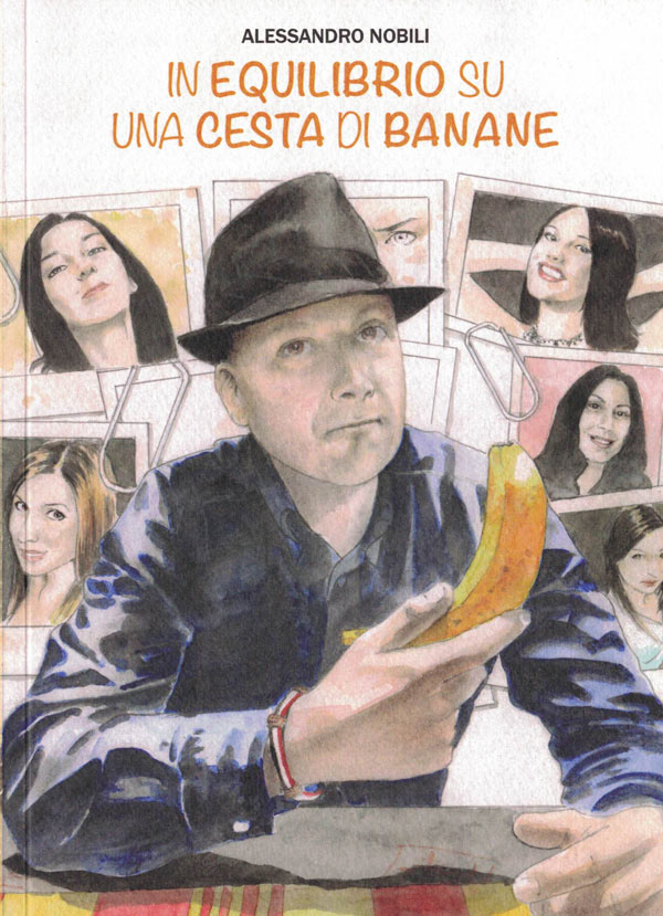 In Equilibrio su una cesta di banane
