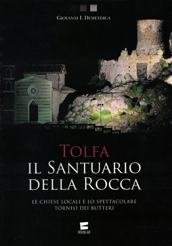 Tolfa il santuario della Rocca